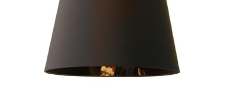 Suspension cupido anthracite o26cm h24cm karman normal