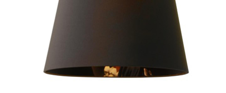 Suspension cupido anthracite o40cm h42cm karman normal