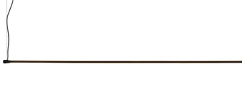 Suspension cupido noir mat led 3000k 4480lm l149cm h220cm karman normal