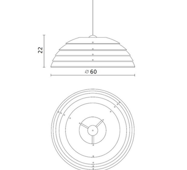 Cupolone elio martinelli martinelli luce 1889 luminaire lighting design signed 15856 product