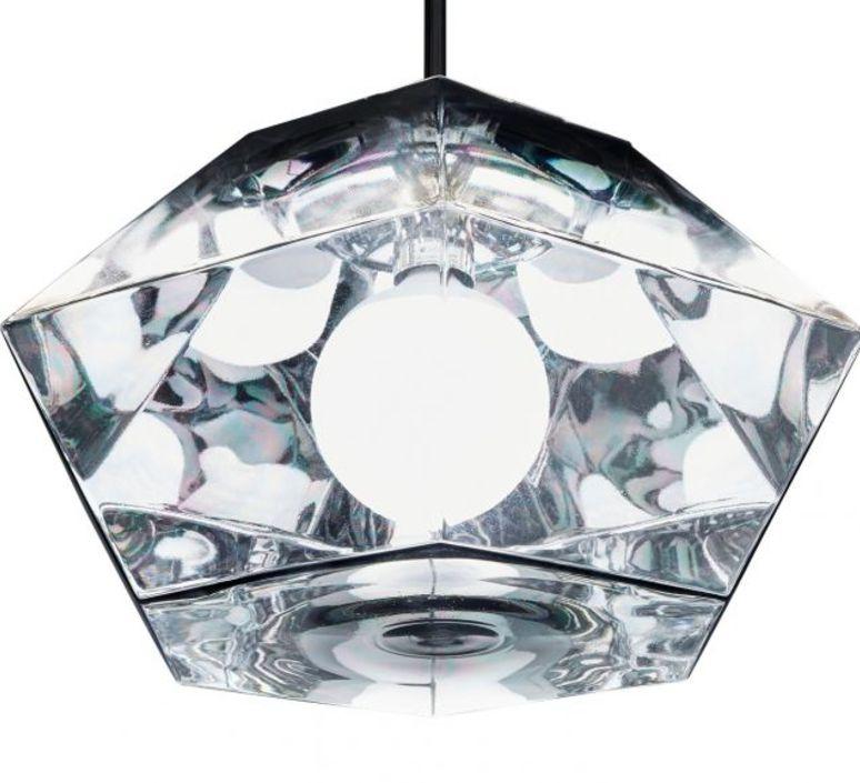 Cut short tom dixon suspension pendant light  tom dixon cusp01cheu  design signed 48711 product