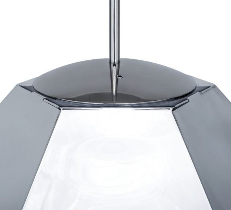 Cut short tom dixon suspension pendant light  tom dixon cusp01cheu  design signed 48713 product