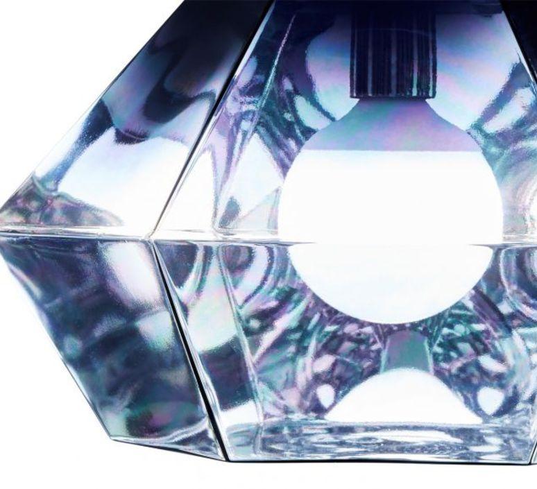Cut short tom dixon suspension pendant light  tom dixon cusp01csmeu  design signed 48702 product