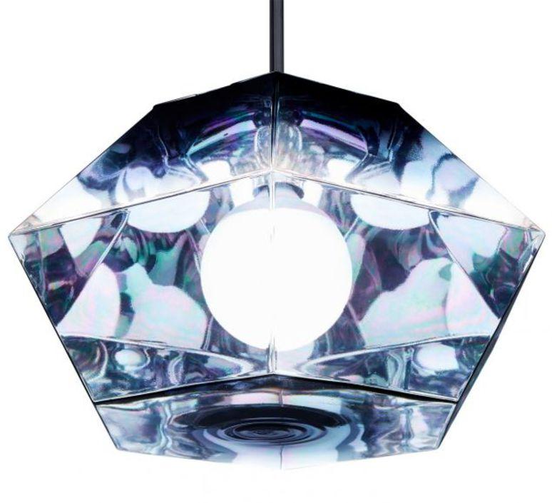 Cut short tom dixon suspension pendant light  tom dixon cusp01csmeu  design signed 48703 product