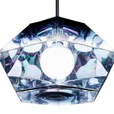 Cut short tom dixon suspension pendant light  tom dixon cusp01csmeu  design signed 48703 thumb