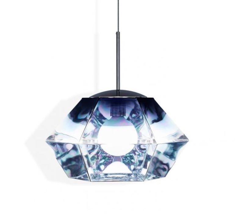 Cut short tom dixon suspension pendant light  tom dixon cusp01csmeu  design signed 48704 product