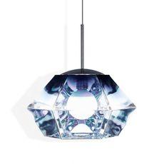 Cut short tom dixon suspension pendant light  tom dixon cusp01csmeu  design signed 48704 thumb