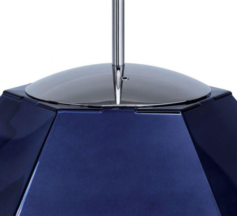 Cut short tom dixon suspension pendant light  tom dixon cusp01csmeu  design signed 48705 product