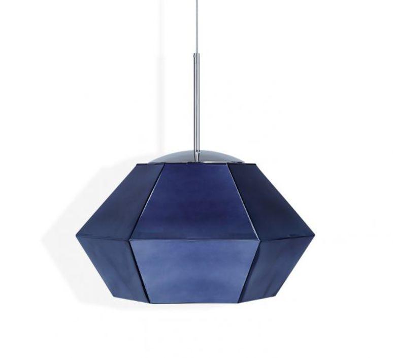 Cut short tom dixon suspension pendant light  tom dixon cusp01csmeu  design signed 48706 product