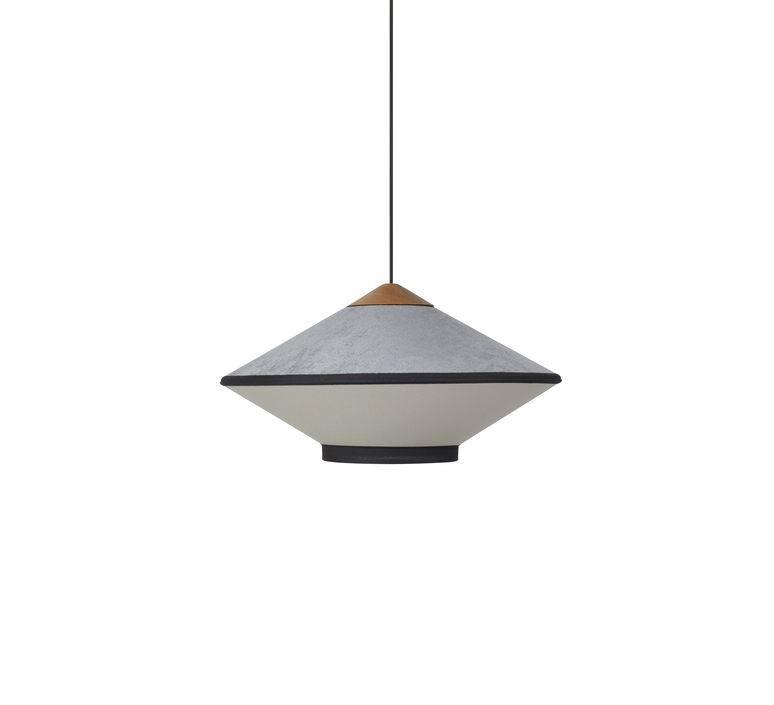 Cymbal jette scheib suspension pendant light  forestier 21203  design signed 59008 product