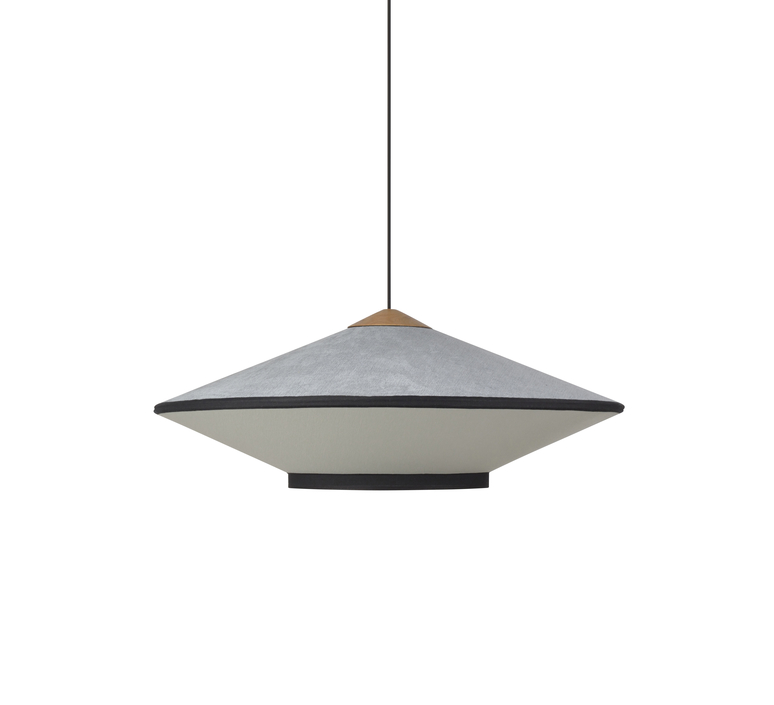 Cymbal jette scheib suspension pendant light  forestier 21210  design signed 59047 product