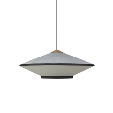 Cymbal jette scheib suspension pendant light  forestier 21210  design signed 59047 thumb