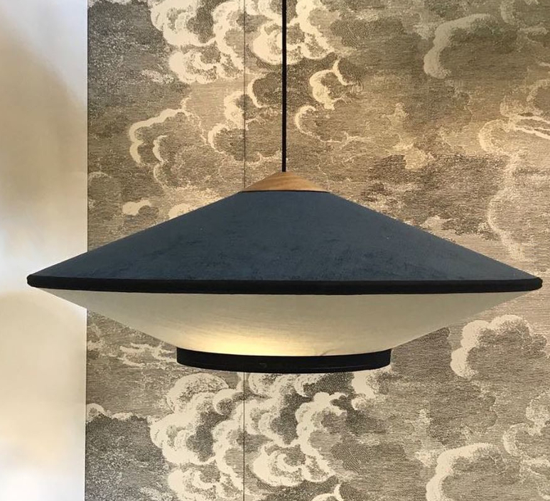 Cymbal jette scheib suspension pendant light  forestier 21211  design signed 59055 product