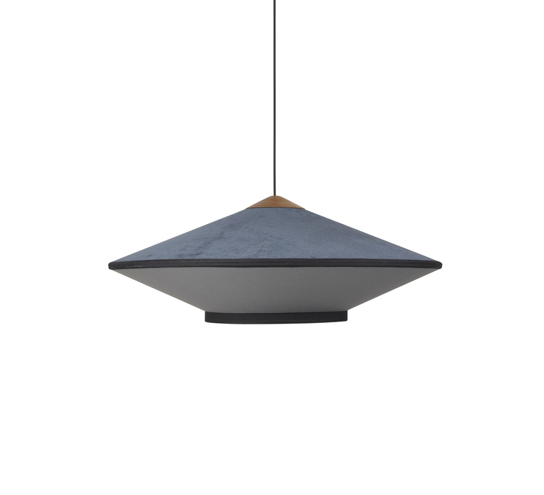 Cymbal jette scheib suspension pendant light  forestier 21211  design signed 59056 product