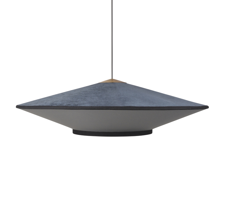 Cymbal jette scheib suspension pendant light  forestier 21218  design signed 59095 product
