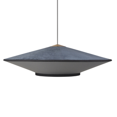 Cymbal jette scheib suspension pendant light  forestier 21218  design signed 59095 thumb