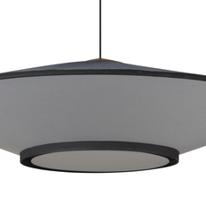 Cymbal jette scheib suspension pendant light  forestier 21218  design signed 59297 thumb