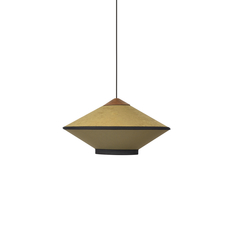 Cymbal jette scheib suspension pendant light  forestier 21208  design signed 59031 thumb