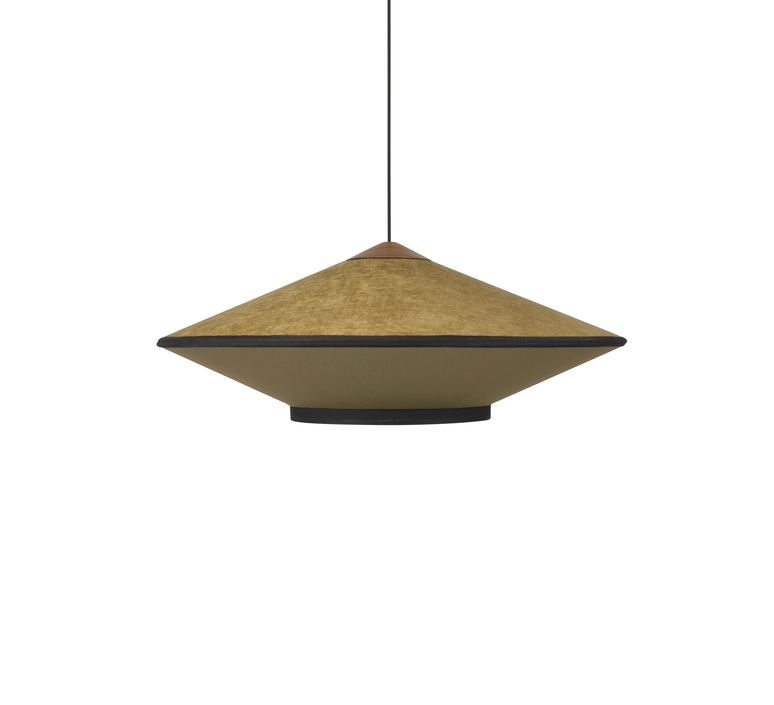 Cymbal jette scheib suspension pendant light  forestier 21215  design signed 59079 product