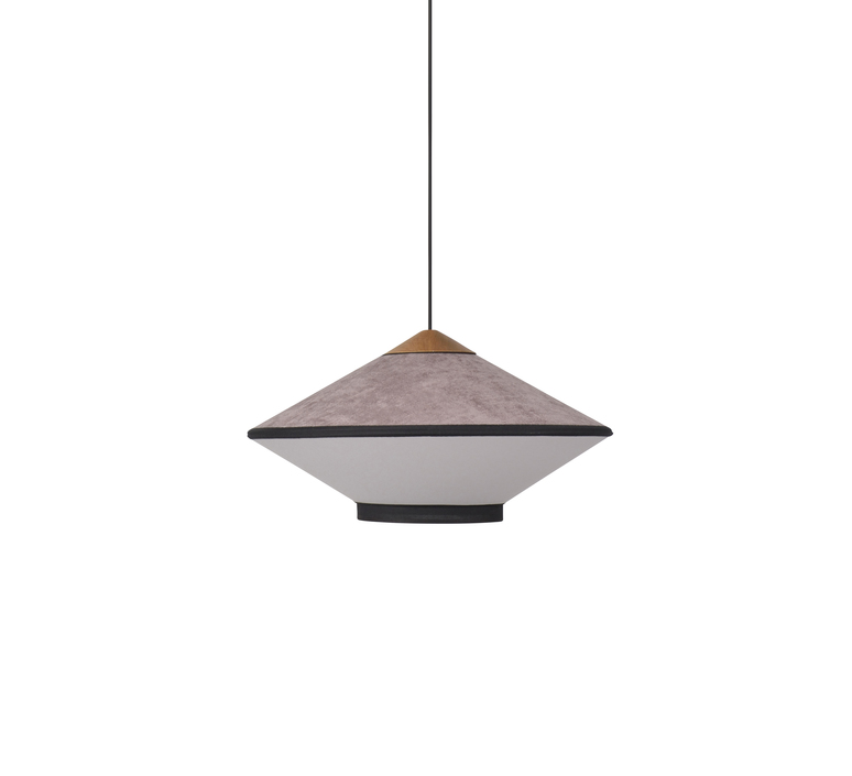 Cymbal jette scheib suspension pendant light  forestier 21205  design signed 59016 product