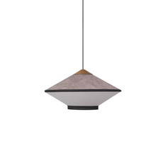 Cymbal jette scheib suspension pendant light  forestier 21205  design signed 59016 thumb