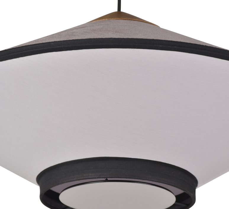 Cymbal jette scheib suspension pendant light  forestier 21205  design signed 59299 product