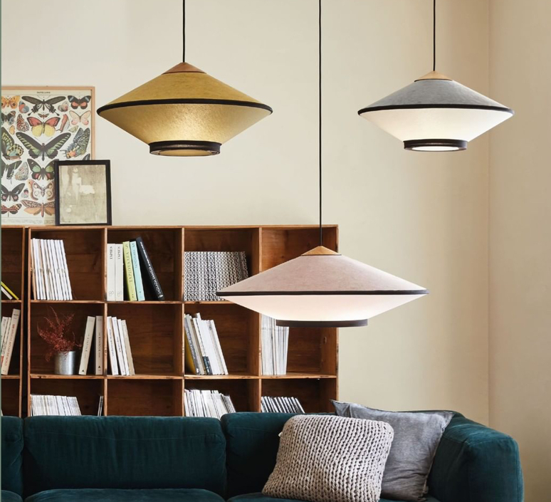 Cymbal jette scheib suspension pendant light  forestier 21212  design signed 66442 product