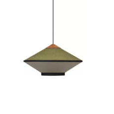 Cymbal jette scheib suspension pendant light  forestier 21202  design signed 88162 thumb