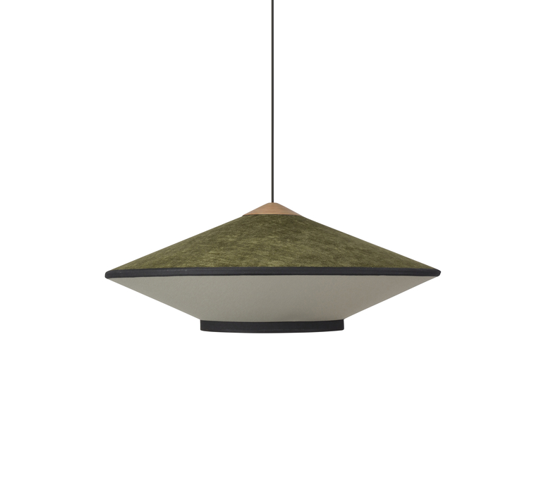 Cymbal jette scheib suspension pendant light  forestier 21209  design signed 59039 product