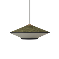 Cymbal jette scheib suspension pendant light  forestier 21209  design signed 59039 thumb