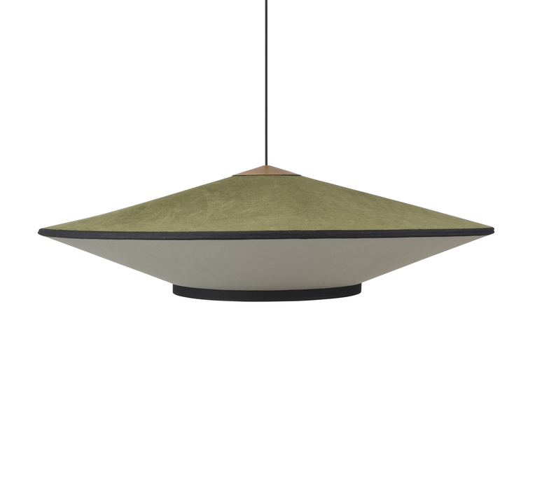 Cymbal jette scheib suspension pendant light  forestier 21216  design signed 59087 product