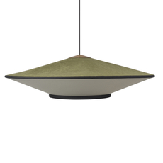 Cymbal jette scheib suspension pendant light  forestier 21216  design signed 59087 thumb