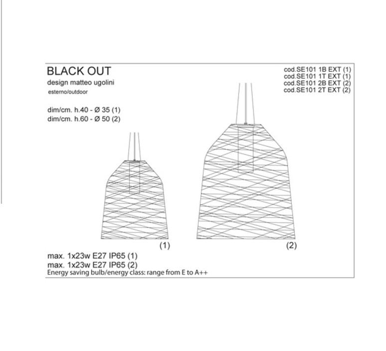 Black out matteo ugolini karman se101 2b ext luminaire lighting design signed 19982 product