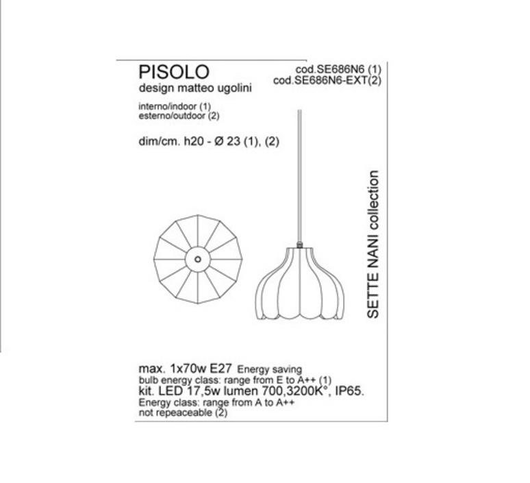 Pisolo matteo ugolini karman se686n6 ext luminaire lighting design signed 34856 product