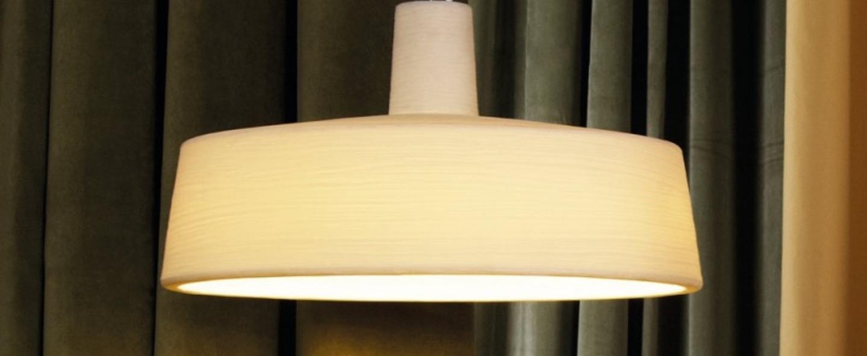 Suspension d exterieur soho blanc o57cm marset normal