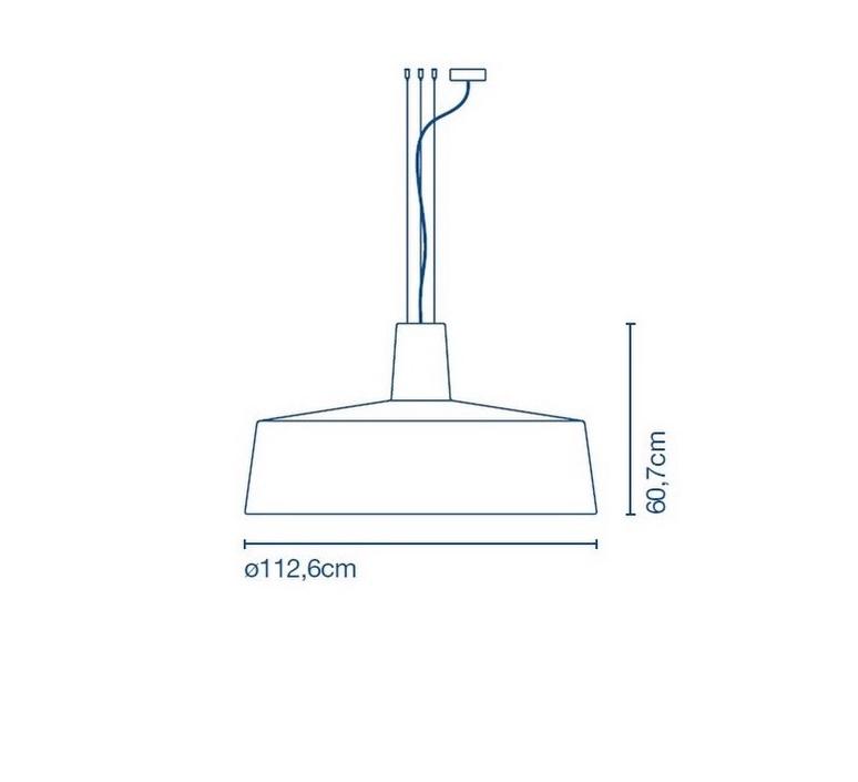 Soho joan gaspar marset a631 033 luminaire lighting design signed 20609 product