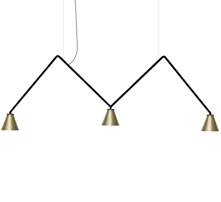 Dabliu cone  nemo lighting studio suspension pendant light  nemo lighting dab lnn 55  design signed nedgis 110074 product