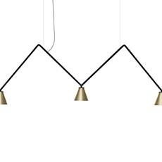 Dabliu cone  nemo lighting studio suspension pendant light  nemo lighting dab lnn 55  design signed nedgis 110074 thumb