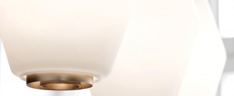 Suspension dahl blanc h33cm northern lighting normal