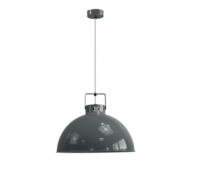 Dante 675 jean louis domecq suspension pendant light  jielde d675o ral9011  design signed 82614 product