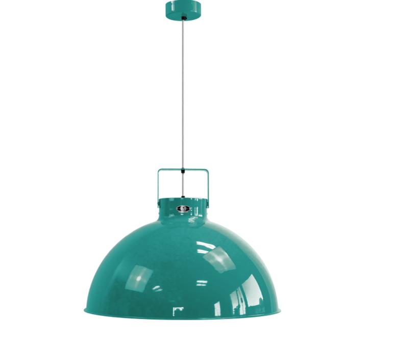 Dante 675 jean louis domecq suspension pendant light  jielde d675o ral9011  design signed 56076 product