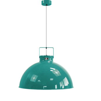 Suspension dante 675 vert eau o67 5cm h49cm jielde normal