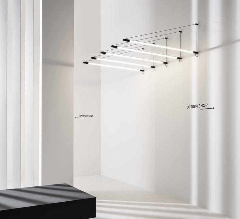 Darf wall surface 1 0 non dim studio wever ducre suspension pendant light  wever et ducre 2563t7b4  design signed nedgis 93232 product
