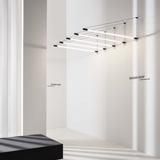 Darf wall surface 1 0 non dim studio wever ducre suspension pendant light  wever et ducre 2563t7b4  design signed nedgis 93232 thumb