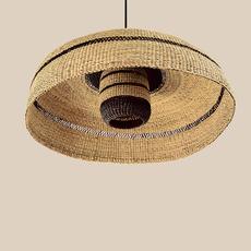 Deeply lantern sara efia reddin suspension pendant light  golden editions deeply lantern natural midnight  design signed nedgis 103920 thumb