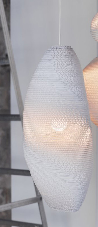 Suspension denny blanc o34cm h63cm graypants normal