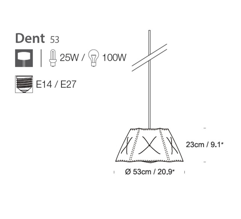 Dent small chak innermost sd039150 15 ec019104 luminaire lighting design signed 12771 product