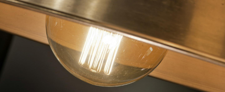 Suspension detroit cuivre o51cm it s about romi normal