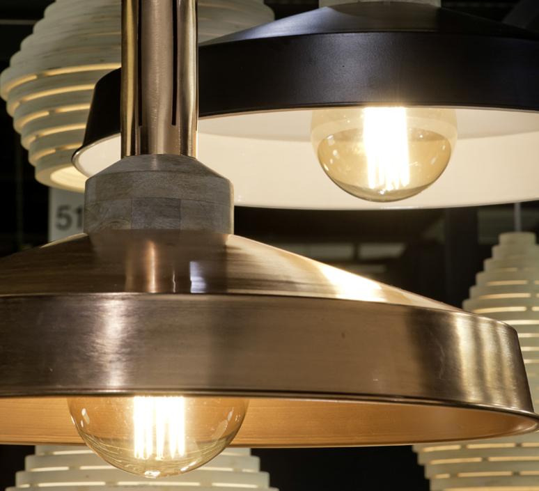 suspension detroit noir 51cm it 39 s about romi luminaires nedgis. Black Bedroom Furniture Sets. Home Design Ideas