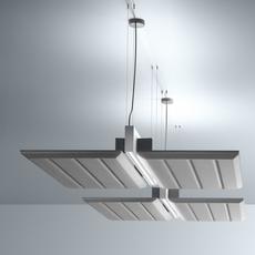 Diade d93 monica armani suspension pendant light  luceplan 1d930sddc020 1d93010000a1 1d9306000020  design signed 56384 thumb
